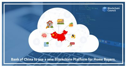 Bank Of China To Use A New Blockchain Platform For Home Buyers